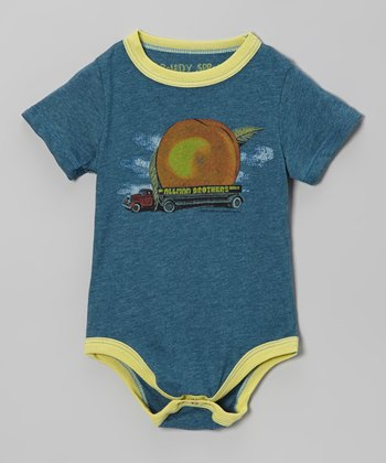 Blue 'Allman Brothers' Bodysuit - Infant