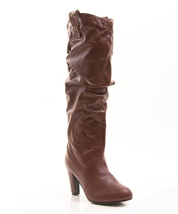 Brown Afina Boot