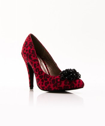 Red Leopard Ashland Pump