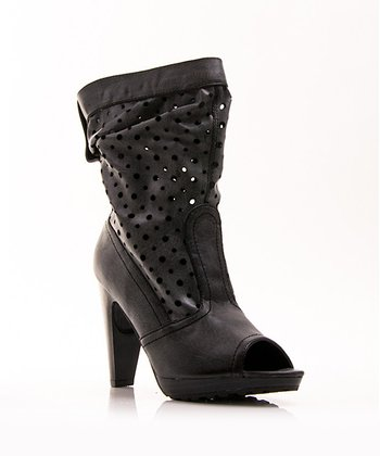 Black Linfa Boot