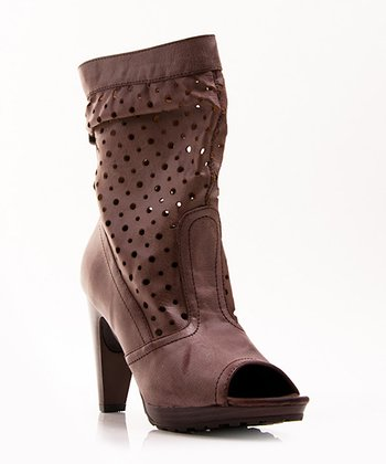 Brown Linfa Boot
