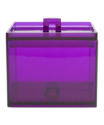 Grape MeeMe 1-Qt. Stacking Canister