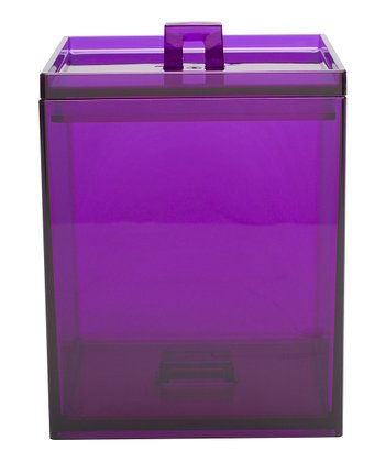 Grape MeeMe 1.6-Qt. Stacking Canister