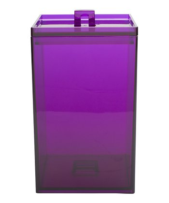 Grape MeeMe 2.25-Qt. Stacking Canister