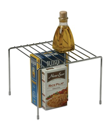 Silver 10'' Pantry Shelf