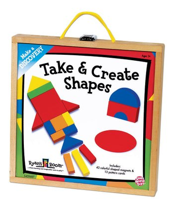 Take & Create Shapes Set
