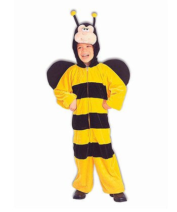 Yellow Buzzy The Bee Dress-Up Set - Toddler & Kids