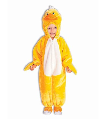 Yellow Quackers The Duck Dress-Up Set - Toddler & Kids