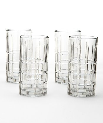 Manchester 16-Oz. Highball Glass - Set of Four