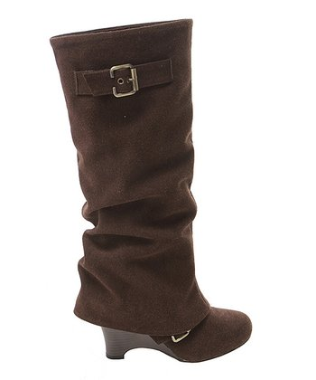 Chestnut Cowboy Boot