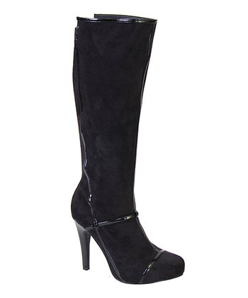 Black Lexy Boot