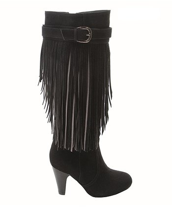 Black Rodeo Boot