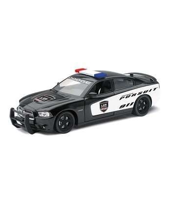 Dodge Charger Police Car Replica