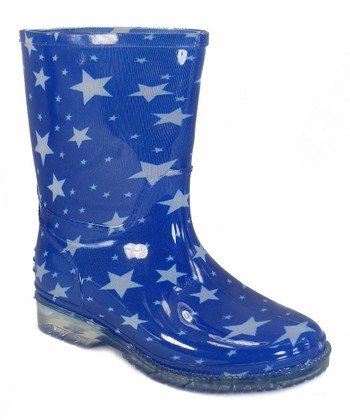 Blue Star Rain Boot