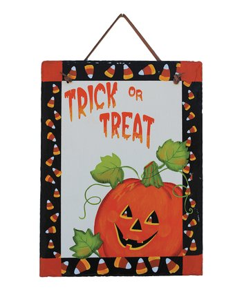 'Trick or Treat' Wall Art