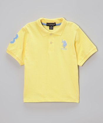 Lemon Polo - Boys