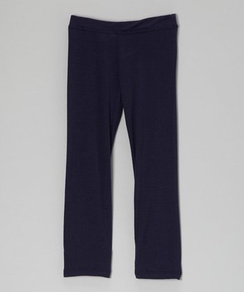 Navy Leggings - Infant