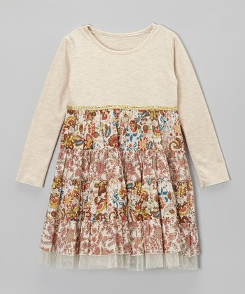 Sienna Maggie Dress - Toddler & Girls