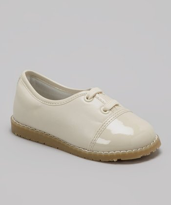 Cream Oxford