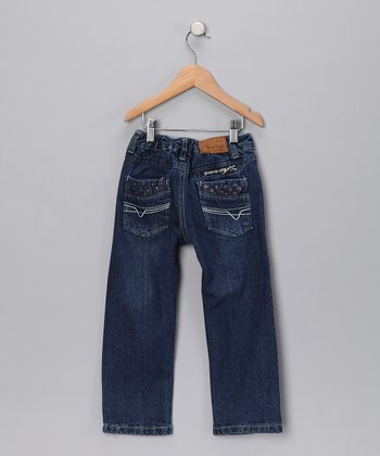 Studded Pocket Jeans - Infant, Toddler & Boys