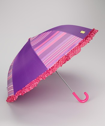 Purple Olivia Umbrella