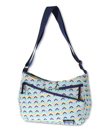 Zag Wave Manzanita Shoulder Bag