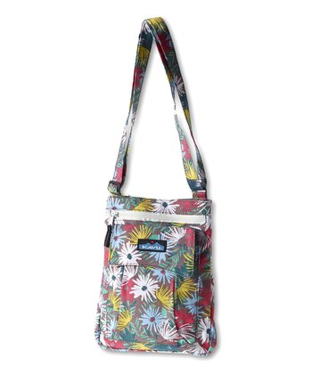Island Bloom Keeper Crossbody Bag