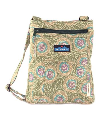Spring Burst Keeper Crossbody Bag