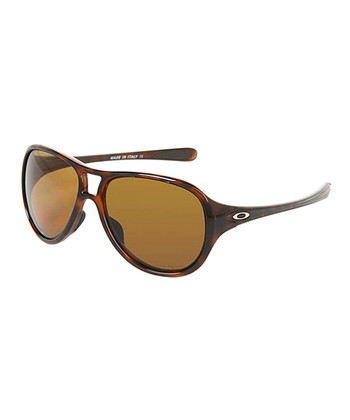 Tortoise & Bronze Twentysix.2 Sunglasses - Women