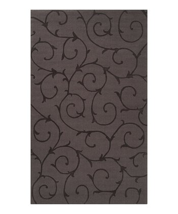 Hot Cocoa Bristol Wool Rug