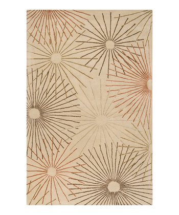 Parchment Essence Wool Rug