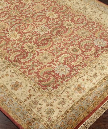Cinnamon Heirloom Rug
