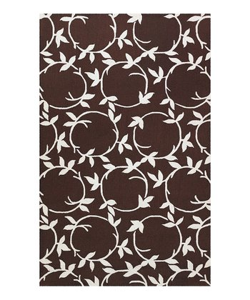 Chocolate Inspired Classics Wool Rug
