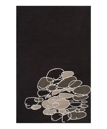 Dark Chocolate Signature Wool Rug