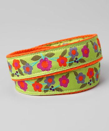 Springtime Flower Belt