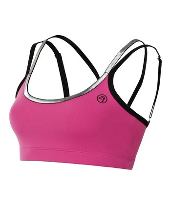 Berry Radius Bra Top