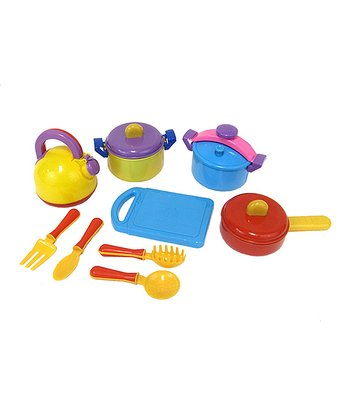 Children Play Kitchenware Set