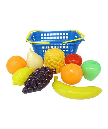 Play Food Fruit Set