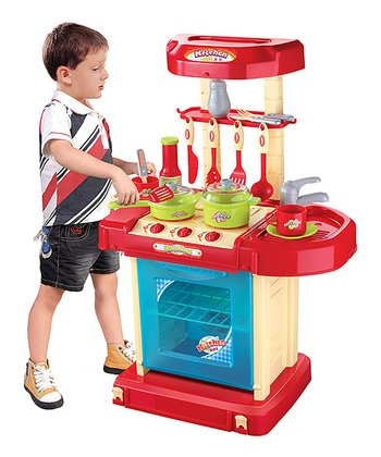 Musical Kitchen Play Set