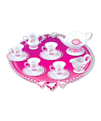 Deluxe Play Tea Set