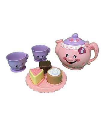 Music Happy Teapot Set