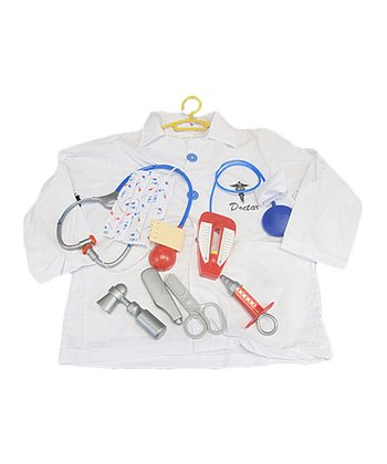 Play Doctor Medical Utensil Set
