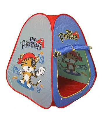 Little Pirates Hide-Away Pop-Up Tent