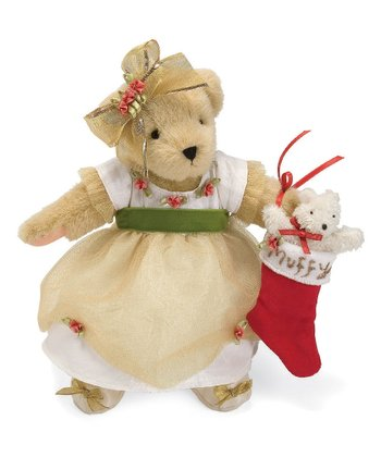 Christmas Rose Muffy® Plush