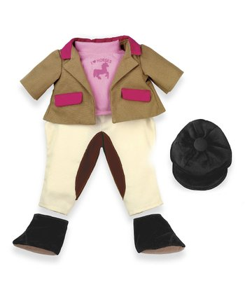 Rosy Cheeks™ Big Sister Equestrienne Doll Outfit