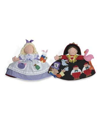 Alice in Wonderland Topsy Turvy™ Doll