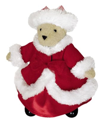 White Christmas Muffy® Plush