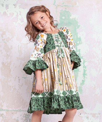 Monaco Marquee Dress - Infant, Toddler & Girls