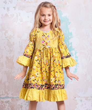 Bee Marquee Dress - Infant & Toddler