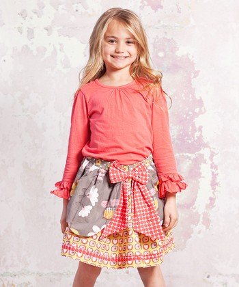 Indian Summer Courtney Top & Skirt - Infant